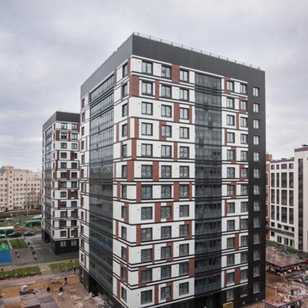 ЖК Европа Сити, ход строительства, стройка ноябрь 2017
