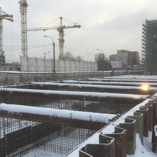 Новостройка Европа Сити готовность объекта