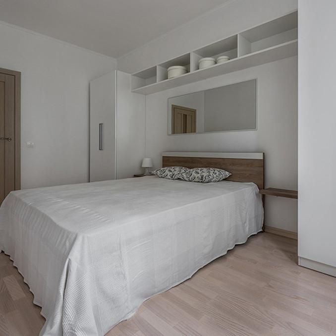 ЖК Европа Сити, отделка, квартиры с отделкой, квартиры, комната, описание