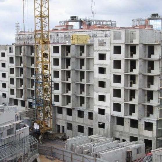 жк Европа Сити ход строительства готовность