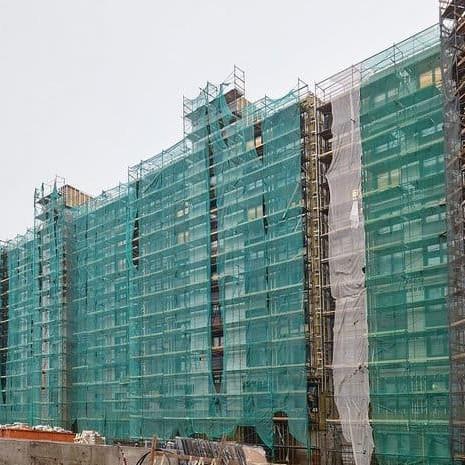 Жилой комплекс Европа Сити строительная готовность