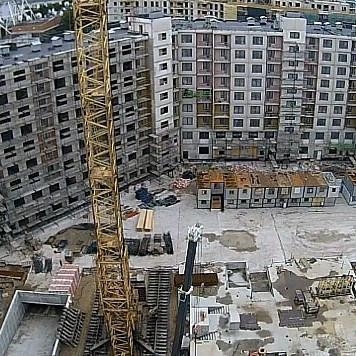 жилой комплекс Европа Сити, ход строительства