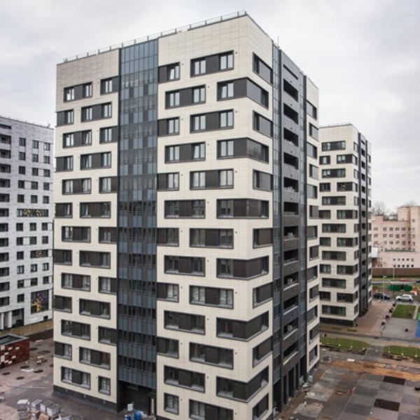 ЖК Европа Сити, ход строительства, стройка, комплекс ноябрь 2017